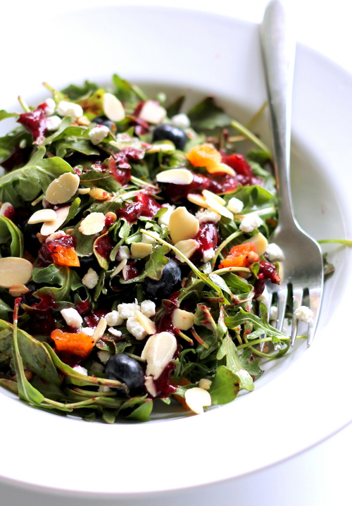 veggie summer salad