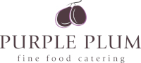 Purple Plum Catering Logo