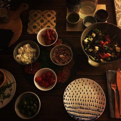 Private Dining Sample Menu